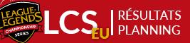 Résultats, planning & Classement Summer Split LCS EU 2017